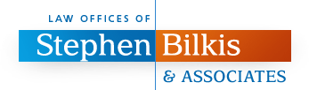 Logo of New York Injury Lawyer Stephen Bilkis